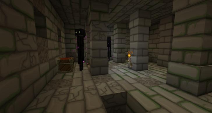 Dungeons 2 - опасные и интересные подземелья [1.12.2] [1.10.2]