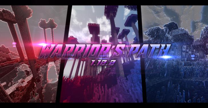 Warrior's Path - оружие, броня, магия и боссы [1.12.2]