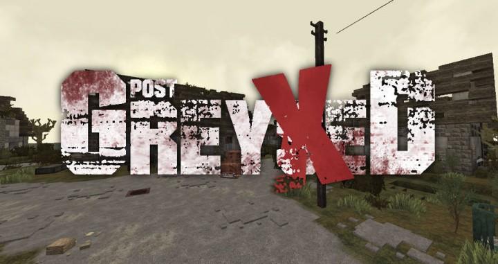 Post Greyxed [1.12.2] (128x)