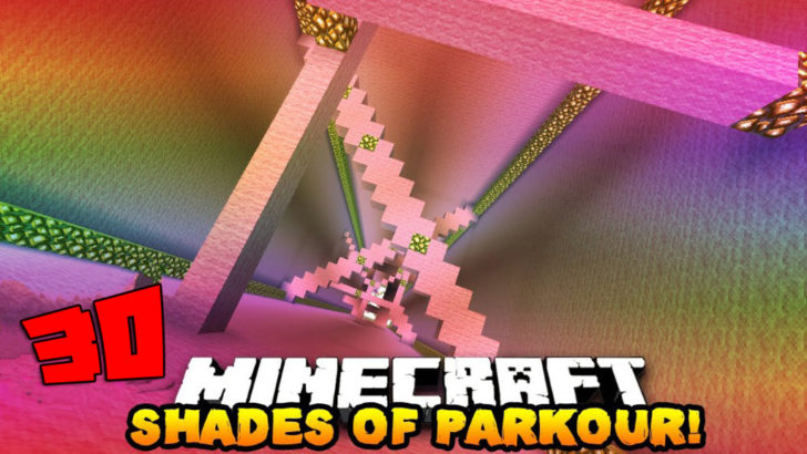 30 Shades of Parkour [1.12.2]
