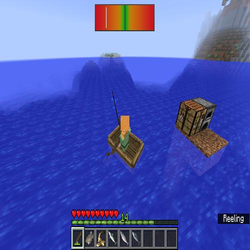 Better Fishing - улучшенная рыбалка [1.12.2]
