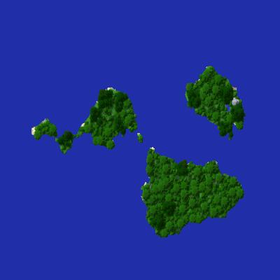 Random Islands [1.7.10]