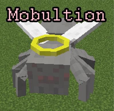 Mobultion - новые виды пауков, зомби и скелетов [1.12.2]
