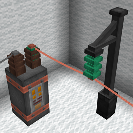 Alternating Flux - высоковольтные провода [1.12.2]