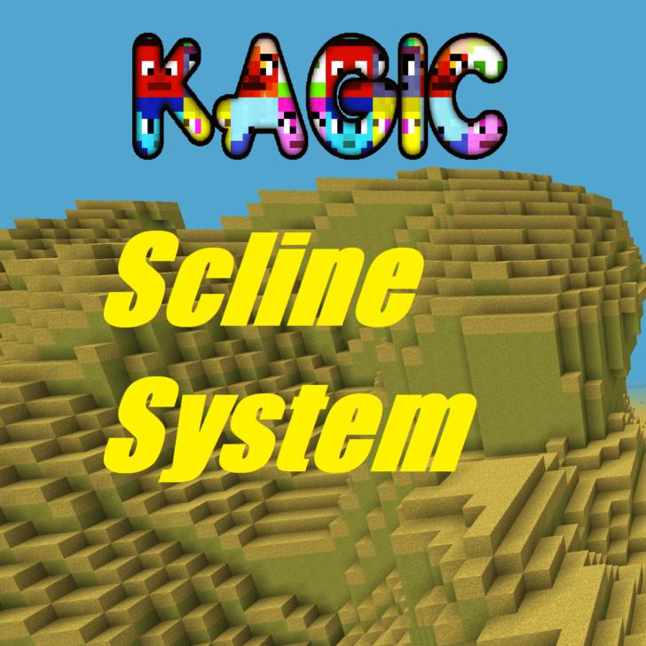 Kagic: Scline System - новые измерения [1.12.2]