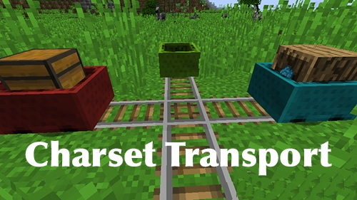 Charset Transport [1.12.2]