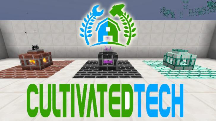 Cultivated Tech - промышленное сельское хозяйство [1.12.2]