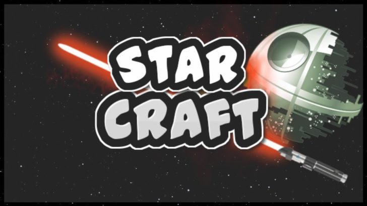 StarCraft - Звездные Войны в Майнкрафт [1.12.2] [1.11.2] (64x)