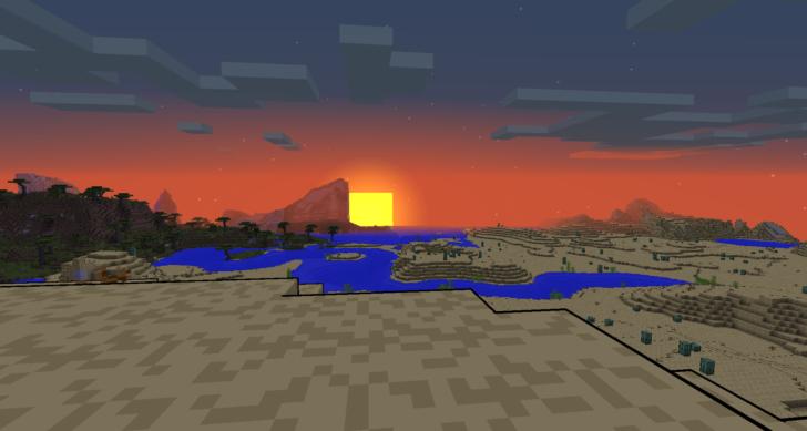 Comic Minecraft [1.12.2] (8x)