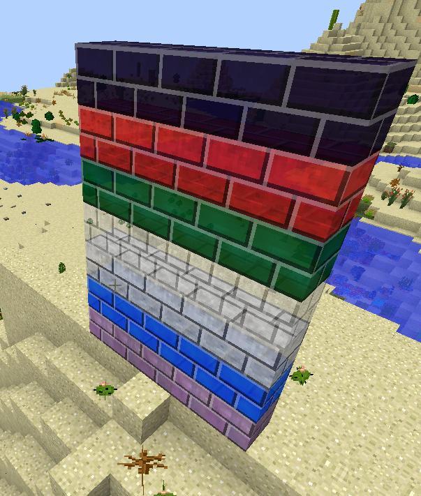 Rockhounding - блоки для декора и строительства [1.12.2] [1.11.2] [1.10.2] [1.7.10]