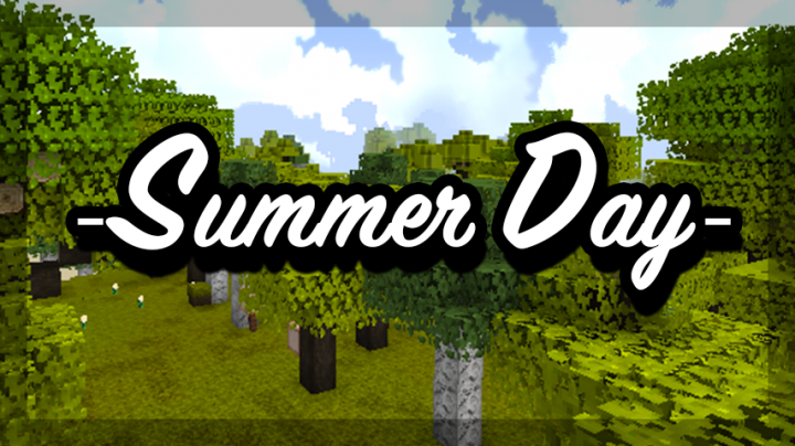 RangerCraft Summer Day [1.12.2] (16x)