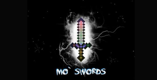 MoSwords - 40 новых мечей [1.12.2] [1.10.2] [1.7.10]