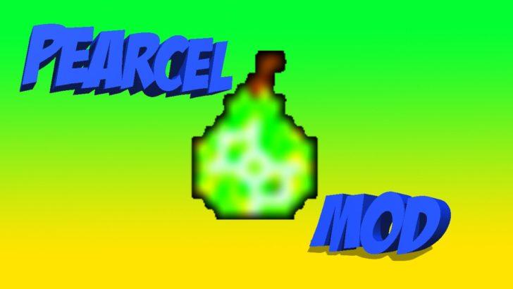 Pearcel - полезная груша [1.12.2] [1.11.2] [1.10.2] [1.9.4]