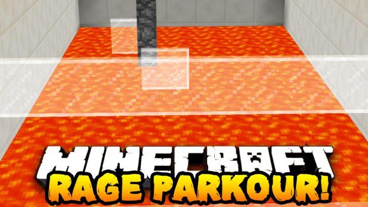 Rage Parkour - яростный паркур [1.12.2]