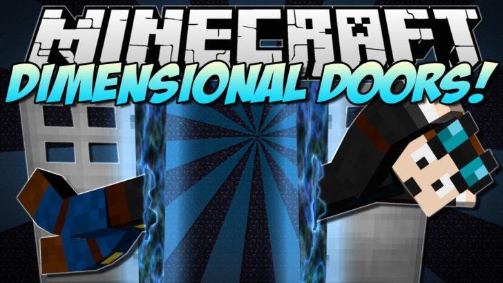 Dimensional Doors [1.12.2]
