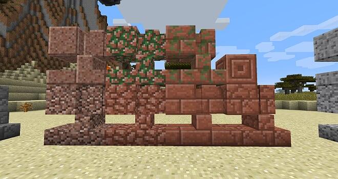 Stairway to Aether - 300 новых строительных блоков [1.13.2] [1.12.2] [1.11.2] [1.10.2]