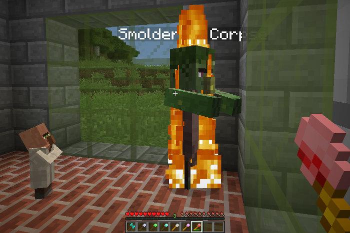 Mob Control Wands - 6 волшебных палочек [1.12.2]