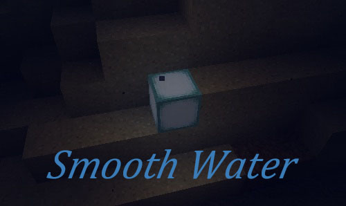 SmoothWater - улучшение воды [1.12.2] [1.11.2] [1.10.2]
