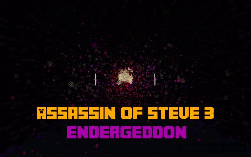 Assassin of Steve 3 - Endergeddon [1.11.2]