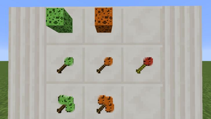 Simple Sponge - губки для лавы и воды [1.13.2] [1.12.2] [1.11.2] [1.10.2]
