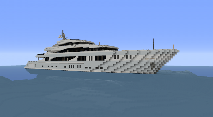 Chalcedony - красивая яхта [1.12.2]