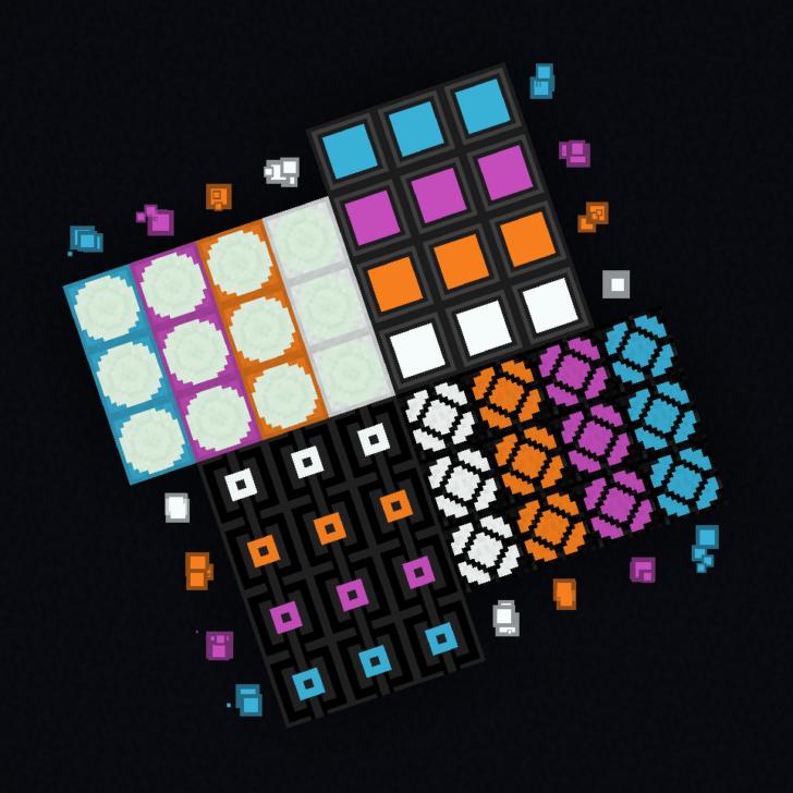 Dazzle - современные лампы [1.12.2]