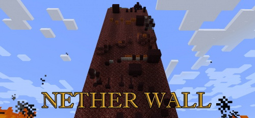 Nether Wall Parkour [1.12.2]