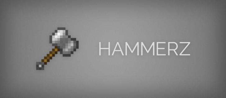 Hammerz - молоты [1.11.2] [1.10.2] [1.8.9] [1.7.10