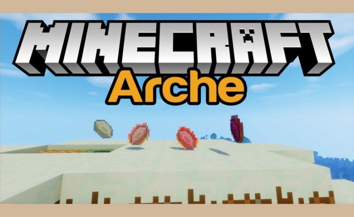 Arche - философские камни [1.12.2] [1.11.2] [1.10.2]