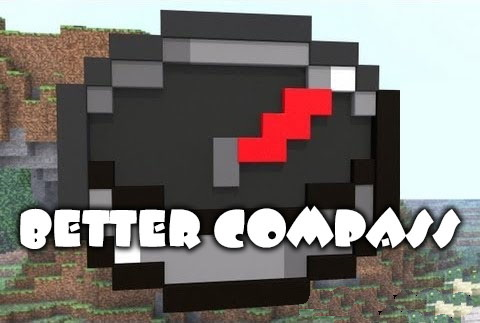 Better Compass - улучшенный компас [1.13.2] [1.12.2]