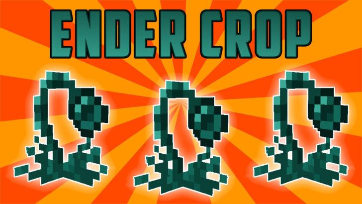 Ender Crop - выращивание жемчуга края [1.12.2 - 1.7.10]