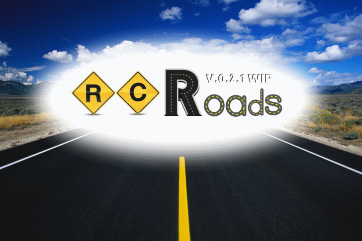 RC Roads - реалистичные дороги [1.12.2]