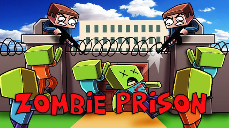 Zombie Prison [1.12.2]