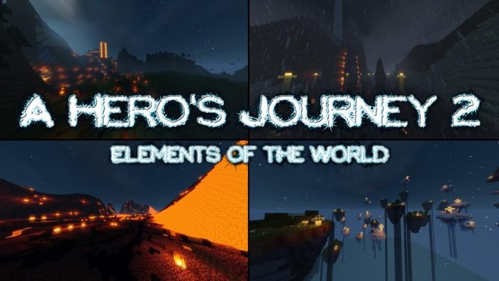 A Hero's Journey 2 [1.12.2]