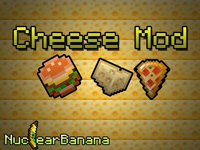Cheese - много сортов сыра [1.12.2] [1.11.2] [1.7.10]