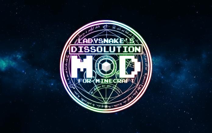 Dissolution [1.12.2] [1.11.2] [1.10.2]