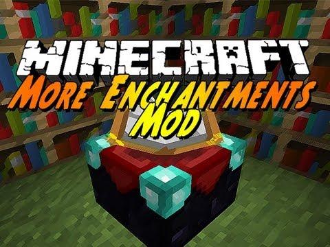 So Many Enchantments - еще больше зачарований [1.12.2] [1.11.2] [1.10.2] [1.7.10]