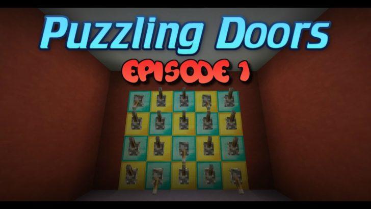 Puzzling Doors [1.12.2]