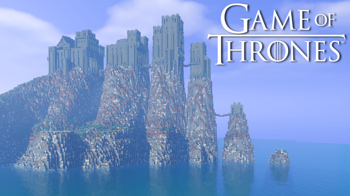 Game of Thrones - Pyke [1.12.2]