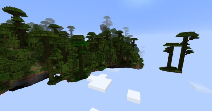 Sky Islands - летающие острова [1.12.2] [1.11.2] [1.10.2]