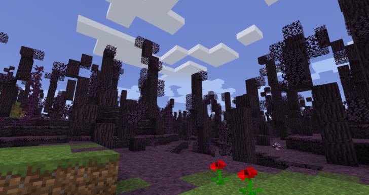 Defiled Lands - оскверненные биомы [1.12.2]