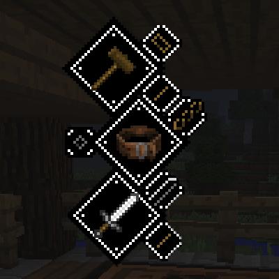 Tetra - модульное оружие [1.12.2]