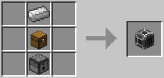 Impractical Storage - реалистичный склад [1.12.2] [1.11.2] [1.10.2]