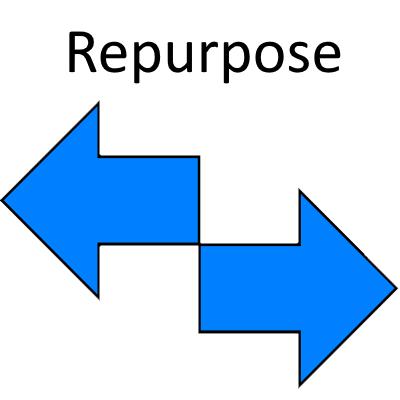 Repurpose - новые предметы и рецепты [1.12.2] [1.10.2]