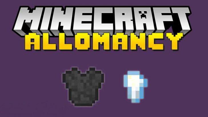 Allomancy [1.12.2] [1.11.2] [1.10.2]