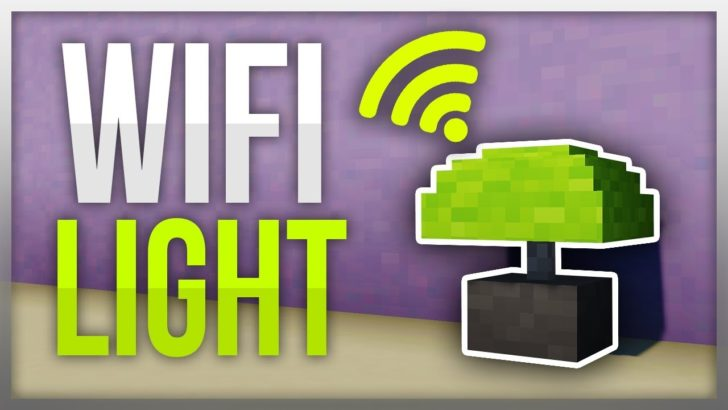 Light Switch - беспроводные лампы [1.12.2]