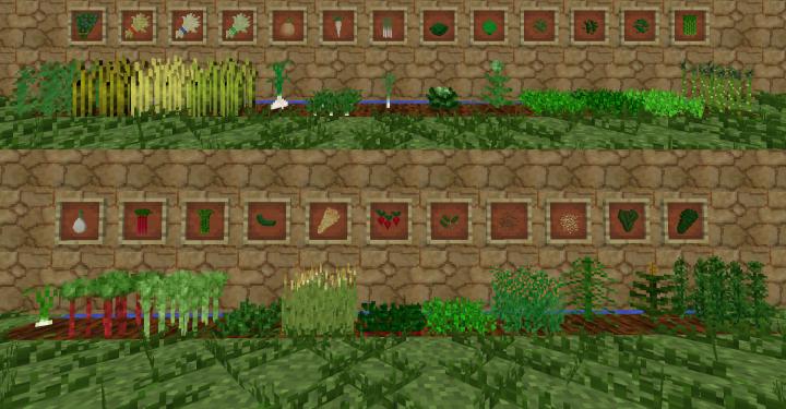 Medieval Agriculture - средневековое сельское хозяйство [1.12.2]