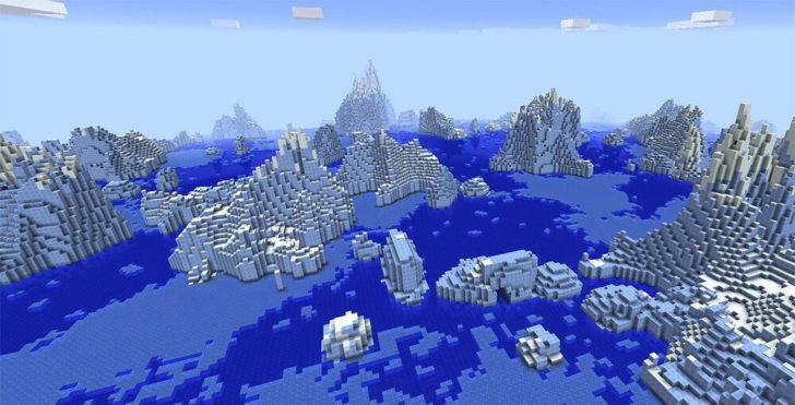 Скачать Minecraft 1.13.2 (Морское обновление)