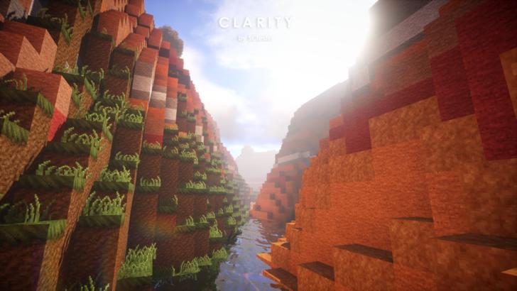 Clarity пак [1.14.4] [1.13.2] [1.12.2] (32x)