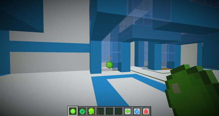 Super Slime Lab - нажми кнопку кидая слизь [1.13.2]
